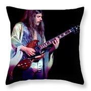 Mahogany Rush Seattle #20 Throw Pillow