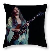 Mahogany Rush Seattle #39 Throw Pillow