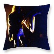 Mahogany Rush Seattle #40 Throw Pillow