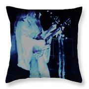 Mahogany Rush Seattle #41 Throw Pillow
