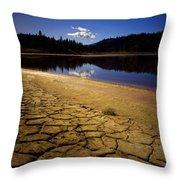 Mahoney Lake Throw Pillow