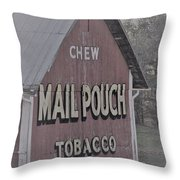 Mail Pouch Special 2 Throw Pillow