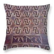 Mainca Throw Pillow