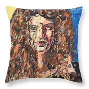 Maja Throw Pillow