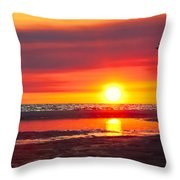 Majestic Moments Throw Pillow