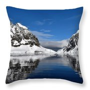 Majestic Reflection Throw Pillow