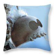 Makakii Ikaika Makani Throw Pillow