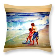 Making A Memory Throw Pillow