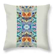 Making Magic - A  T J O D  Arrangement Inverted Throw Pillow