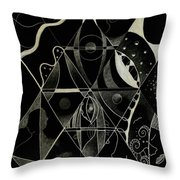 Making Points In Multiple Perspectives - An Inversion Throw Pillow