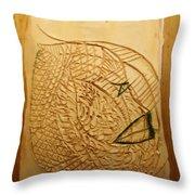 Malachi - Tile Throw Pillow