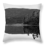 Malady Head Throw Pillow