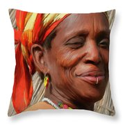 Maleea Throw Pillow