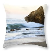 Malibu Dreams Throw Pillow