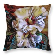 Mallow Mallow Throw Pillow