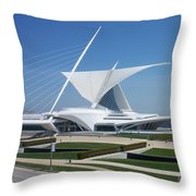 Mam Caltrava Throw Pillow
