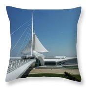 Mam Series 1 Throw Pillow