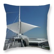 Mam Series 3 Throw Pillow