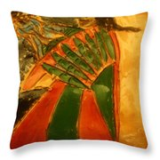 Mama's Gal- Tile Throw Pillow