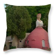 Mammy's Cupboard Throw Pillow