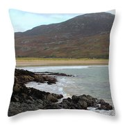 Mamore Gap Shore Throw Pillow