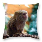 Mamouset Throw Pillow