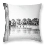 Man From Muscat Throw Pillow