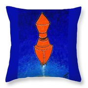 Man In Endless Quest To Conquer The Universe #i Throw Pillow