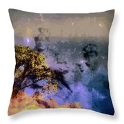 Manahuna Throw Pillow