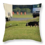 Mancup 8th 2016 Throw Pillow