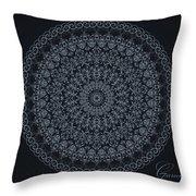Mandala - 1 Throw Pillow