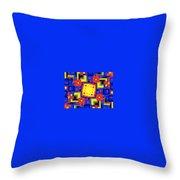 Mandala 13 Throw Pillow