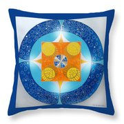 Mandala 15 Throw Pillow