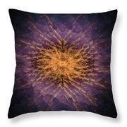 Mandala 171115-3253-2 Throw Pillow