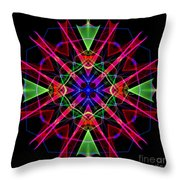 Mandala 3351 Throw Pillow