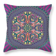 Mandala 467567678 Throw Pillow