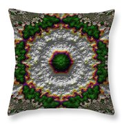 Mandala 467567678975 Throw Pillow