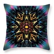 Mandala 67 Throw Pillow