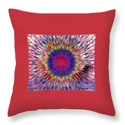 Mandala 7 Throw Pillow