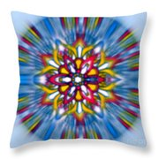 Mandala 70 Throw Pillow