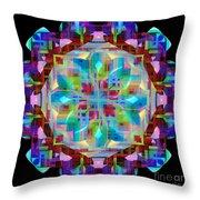 Mandala 9725 Throw Pillow