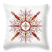 Mandala Art 2 Throw Pillow