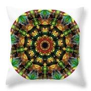 Mandala - Talisman 1103 - Order Your Talisman. Throw Pillow