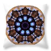 Mandala - Talisman 1396 Throw Pillow