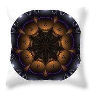 Mandala - Talisman 1430 Throw Pillow