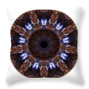 Mandala - Talisman 1436 Throw Pillow