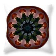 Mandala - Talisman 1440 Throw Pillow