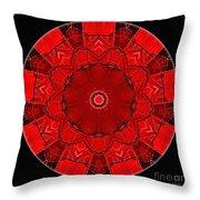 Mandala - Talisman 1542 Throw Pillow