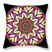 Mandala - Talisman 1682 Throw Pillow