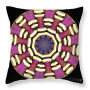 Mandala - Talisman 1688 Throw Pillow